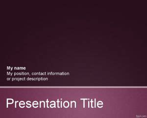 free scientific powerpoint template for science