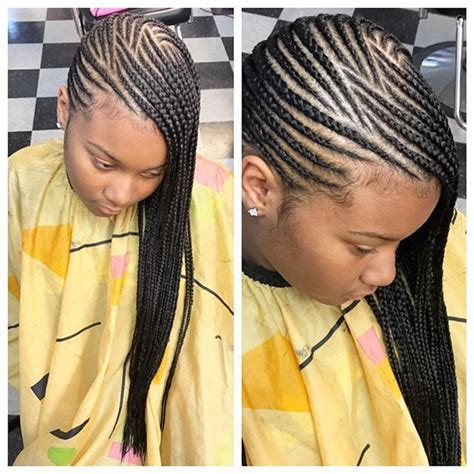 weave hairstyles going to the side 25 best ideas about cornrows hair on pinterest cornrow