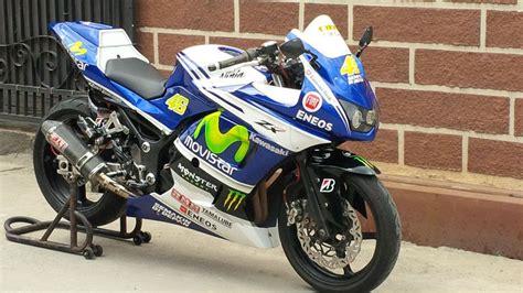 Di Jual Kawasaki di jual kawasaki 250cc modifikasi jual motor