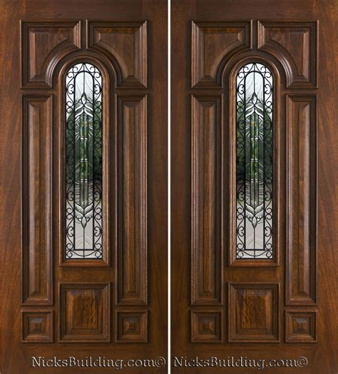 Front Doors Creative Ideas Solid Wood Entry Doors Wood Front Entry Door