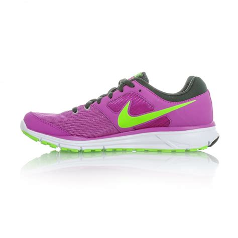 shop nike womens running shoes nike lunarfly 4 womens running shoes pink green