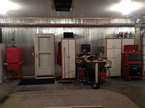 workshop interior wall ideas garage wall covering ideas decor ideasdecor ideas