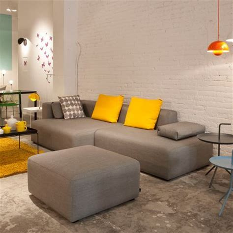 mags hay sofa hay sofas and foot stools on pinterest