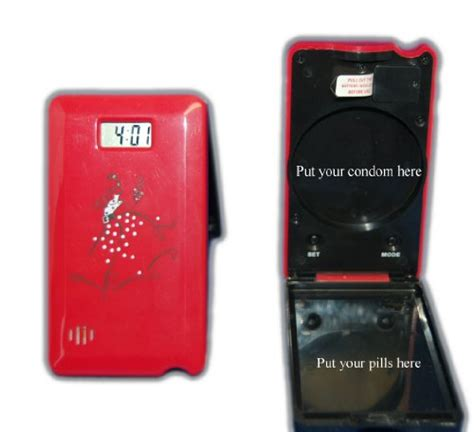 Pillpaks Designer Pill Cases With Built In Alarms by Stylish Birth Pill Box With Alarm Health