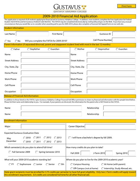 Financial Aid Appeal Form Exles comments 0 email this tags appeal letter financial aid