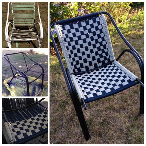 Macrame Lawn Chair by 25 Best Ideas About Macrame Chairs On Woven