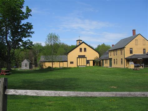 Big Farmhouse by Big House Little House Back House Barn Dream New England