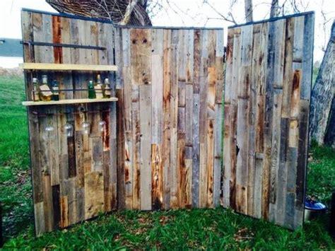 Wedding Backdrop Wood by Custom Wood Wall Wedding Backdrop By Edison Metalworks