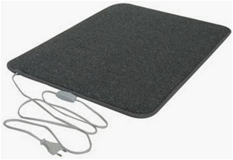 tappeto riscaldato consigli pratici tappeto riscaldante
