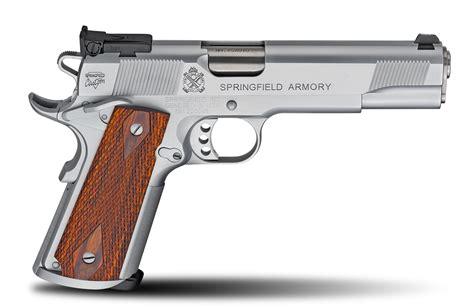 Handmade Pistols - distinguished limited custom springfield armory 1911