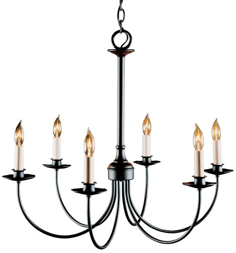 hubbardton forge 107060 simple lines transitional candle