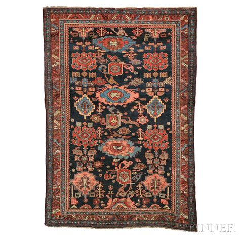 Bidjar Rug by Bidjar Rug Sale Number 2845b Lot Number 165 Skinner
