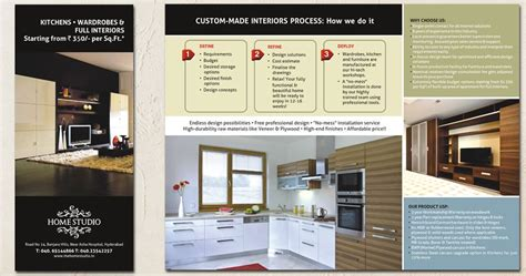 Home Decorating Catalog Companies by Interior Brochure Design Hyderabad Interior Design
