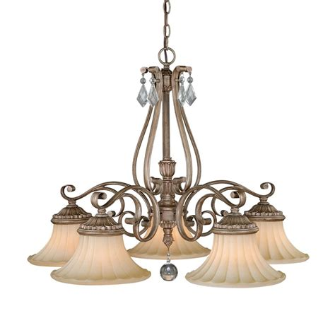 Kitchen Chandelier Lowes Cascadia Lighting Avenant 5 Light Kitchen Chandelier Lowe S Canada