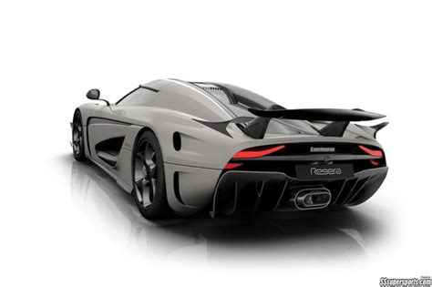 koenigsegg regera aero pack koenigsegg shows off aero package for the regera in new