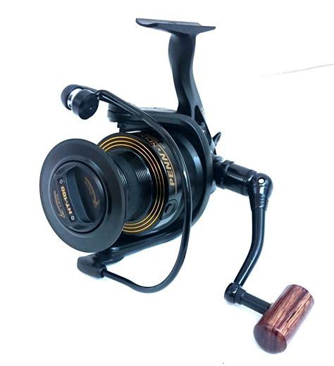 Penn Reel Spinning Spinfisher Ssv 7500 Black Gold special offer penn spinfisher ssv 7500 lc longcast ltd edition carp fishing reel penn