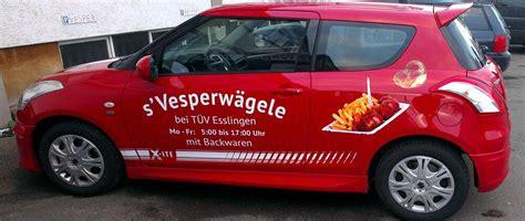 Autofolierung Esslingen by Autofolierung Fahrzeugbeschriftung Stuttgart