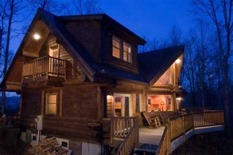 watershed luxury log home rentals 1000 images about smoky mountain vacation on