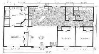 modular ranch floor plans bedroom house plans one story designs digihome and 5 mobile home floor interalle com