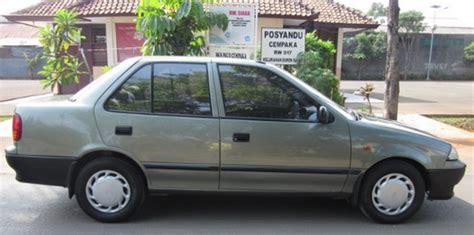 Suzuki Esteem 1991 Kelebihan Kekurangan Mobil Sedan Esteem Tangguh Dikelasnya