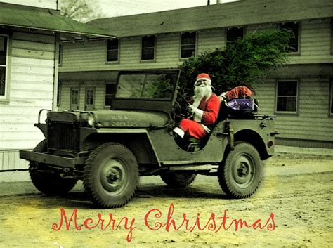 christmas jeep holiday vietnam veterans of america chapter 1019