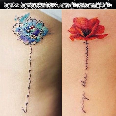 watercolor tattoo writing 17 best images about tattoos on relationship