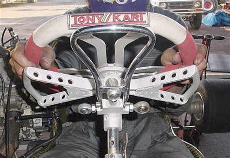 volante go kart italian kart cambio al volante tecnica