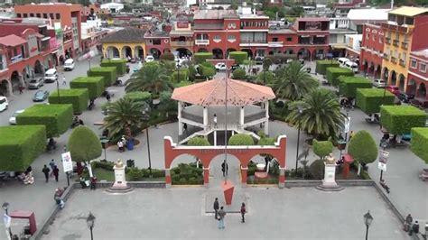 zocalo xicotepec z 243 calo de xicotepec pueblo m 225 gico youtube