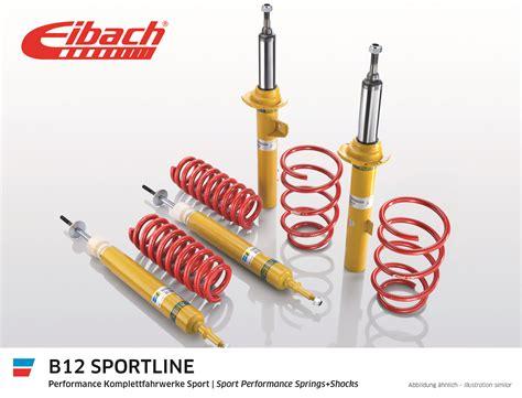 E34 Niveauregulierung Tieferlegen by Eibach B12 Sportline Komplettfahrwerk 45 50 30 Bmw 5 E34