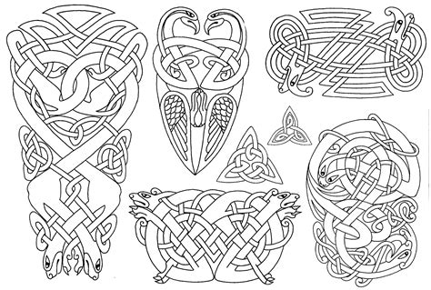 celtic animal tattoos designs 29 henna designs sheet makedes