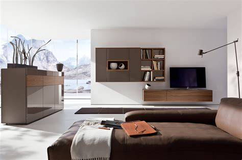 modular living room furniture collection designed by