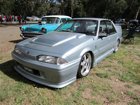 when was the holden car produced the holden vl ss a sv made in 1988 and only