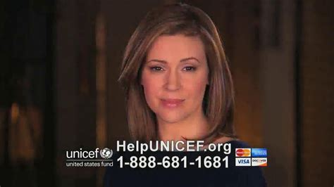 unicef commercial actress unicef tv commercial it s happening featuring alyssa