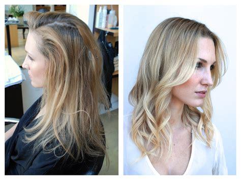 color correction brassy mess to level 10 platinum princess color correction from brassy orange to tawny brunette