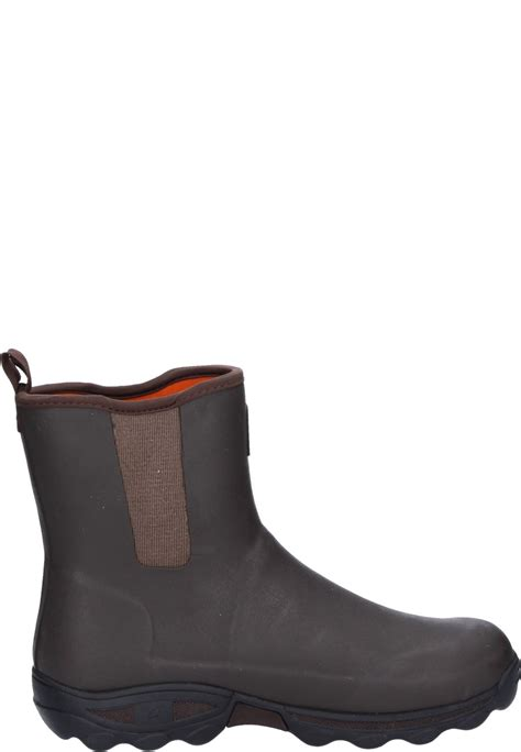 Detox Boot C Uk by Clean Boot Marron Rubber Boots By Rouchette