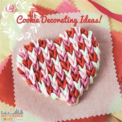 cookie decorating ideas for s day