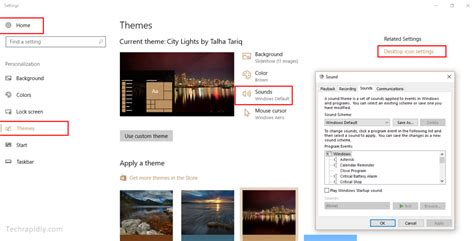 themes for windows 10 with sounds how to install and download themes in windows 10