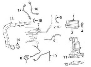 2010 Jeep Parts Emission System Emission Components For 2010 Jeep