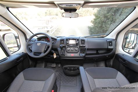 Ram Promaster Interior by Review 2014 Ram Promaster Cargo With The About Cars