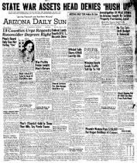 Arizona Daily Sun on Newspapers.com Newspapers In Flagstaff Arizona