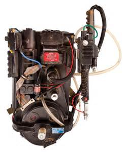 Proton Pack Parts List Screen Used Proton Pack From Ghostbusters