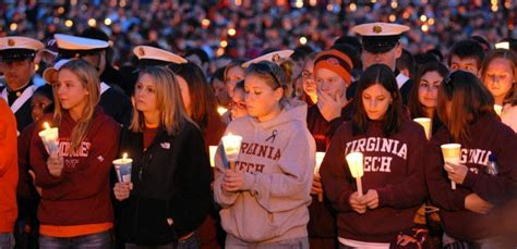 virginia tech shooting lessons from other tragedies may help orlando recover