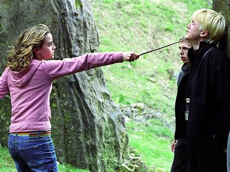 emma watson getting married hermione shouldn t marry ron or harry potter who she
