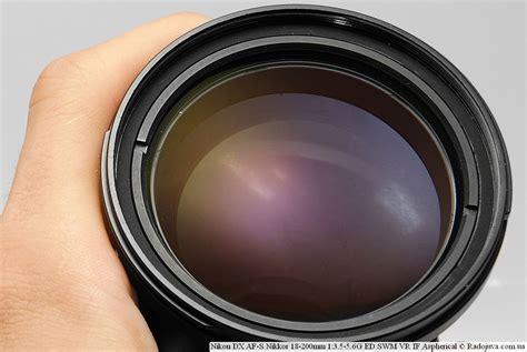 nikon lens 18 200 обзор nikon 18 200mm f3 5 5 6 vr nikkor dx af s g ed
