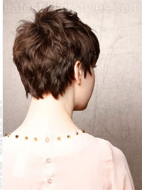 short hair with shag back view 90 best images about hair on pinterest shorts cute