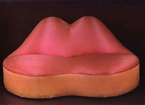 salvador dali mae west lips sofa antweak chairman mao