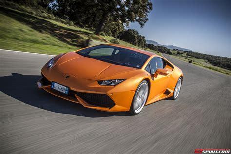 Rear Wheel Drive Lamborghini by Rear Wheel Drive Lamborghini Huracan To Target Ferrari 488