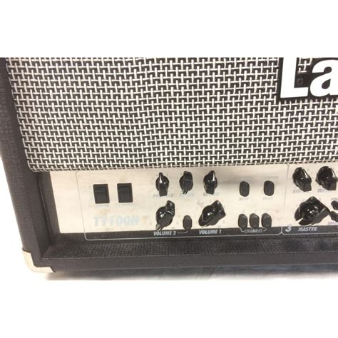 Laney Tt100h Made In Uk lificatore chitarra laney tt100h made in con