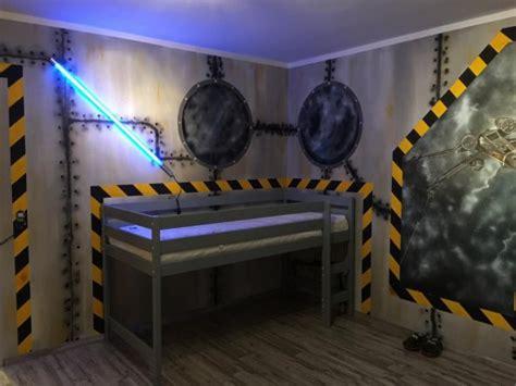 Kinderzimmer Junge Wars by Kinderzimmer Starwars Kinderzimmer La Maison Du
