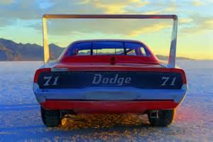 71 Dodge Charger Daytona Bobby Isaac S Legendary 71 Dodge Daytona Returns To